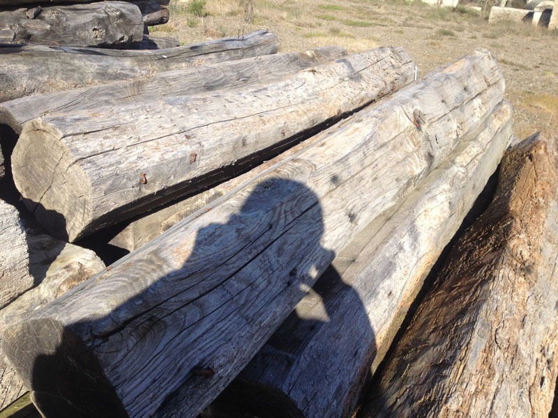 Gesam - Vigas de madera antiguas ...
